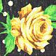 油絵 花 ブラウス