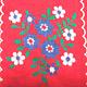 小さなお花のスカート